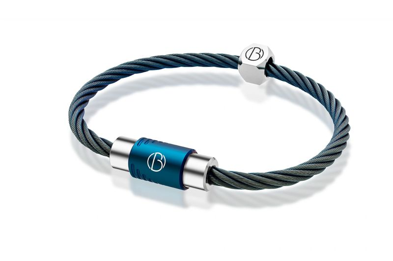 CABLE™ Spectrum Bracelet | Curated Stainless Steel Bracelets | Bailey of Sheffield