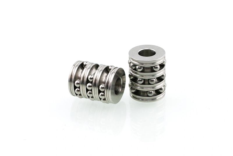 Stainless Steel Chaser Bead | Bracelet Beads | Bailey of Sheffield