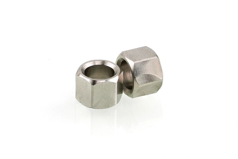 Stainless Steel Hex Bead | Bracelet Beads | Bailey of Sheffield
